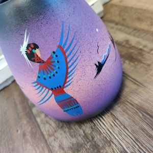 Navajo pottery by Drake Navajo